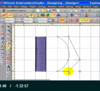 Learn Wilcom Embroidery Studio E2 course outline and ...