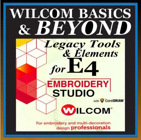 Wilcom Basics for E3 and E4
